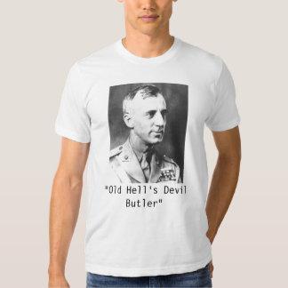 Major General Smedley Butler Shirts