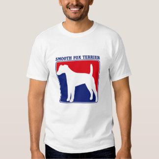 Major League Smooth Fox Terrier t-shirt