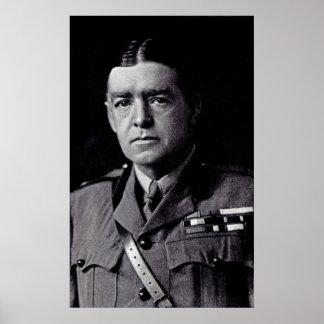 Major Sir Ernest Shackleton Poster