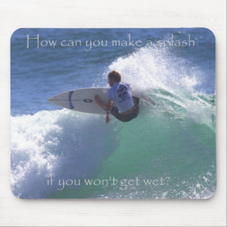 Make a Splash mousepad by TDGallery