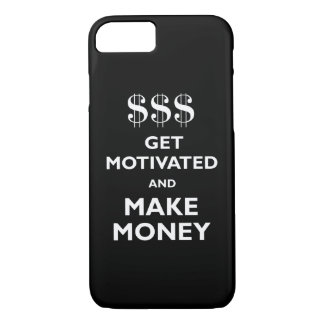 Make Money iPhone 7 Case