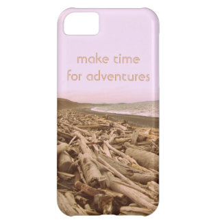 Make Time For Adventures iPhone 5C Case