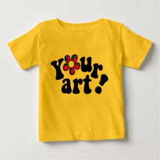 Make Your Own Custom Unique Art Tshirt
