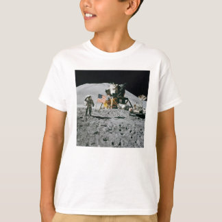Man on the Moon T Shirt