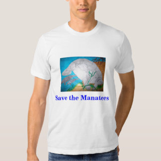 Manatee Grove T-shirts