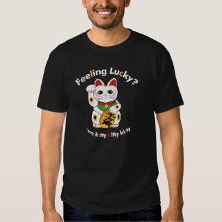 Manekineko Men's t shirts
