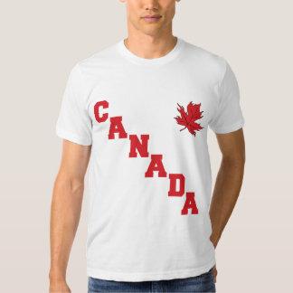 Maple Leaf Canada T Shirt