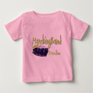 Marching Band Drumline Tee Shirts