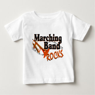 Marching Band Rocks Shirt