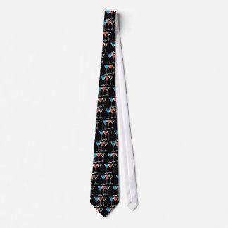 Margarita cocktails tie
