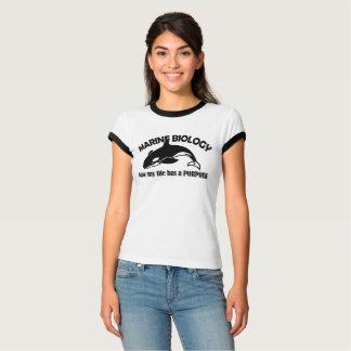 Marine Biology Porpoise Tee Shirt