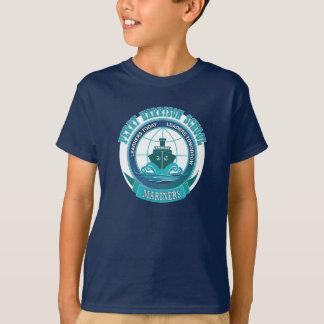 Mariners Ship Shirt (round)