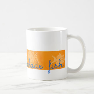 Marmalade Fish *MUG* Basic White Mug
