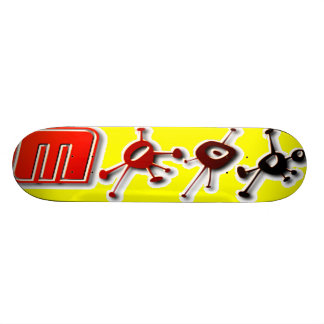 Mars 1.0 skate board decks