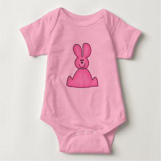 Marshmallow Bunny (pink) Tshirts and Gifts