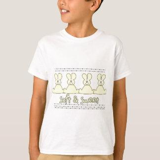 Marshmallow Rabbits Tshirts and Gifts