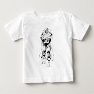 Martian Manhunter Standing Outline Tshirts
