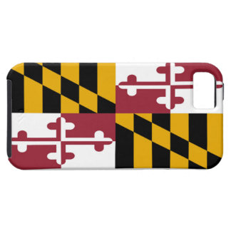 Maryland State Flag iPhone 5 Covers