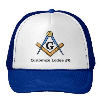 Masonic Lodge Cap