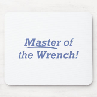 Master of the Wrench! Mouse Pad