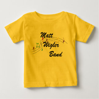Matt Wigler Band Infant/Toddler T-Shirt