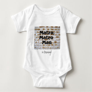 Matzo, Matzo Man Tshirts