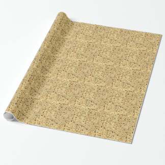 Matzo Passover Wrapping Paper