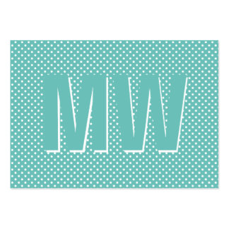 Maximally elegant pack of chubby business cards