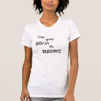 Maximum Ride, soar to survive T Shirts