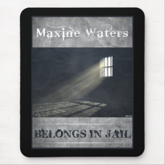 Maxine Waters Mouse Pad