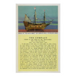 Mayflower Model Poster
