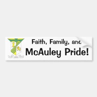 McAuley High School 1958-1988 Bumper Sticker