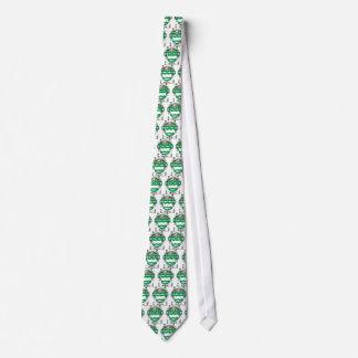 McCabe Family Crest Tie