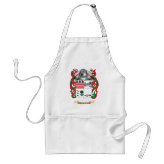 McGuckian Coat of Arms (Family Crest) Standard Apron