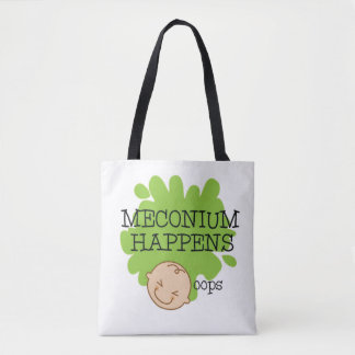 Mec Happens Tote Bag