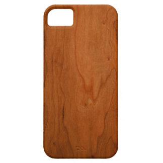 Med Wood Grain iPhone 5 Case
