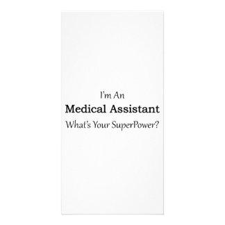 Medical Assistant Custom Photo Card