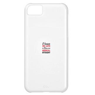 medical student iPhone 5C case