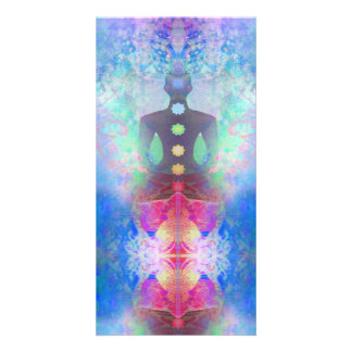 Meditation Yoga Photo Card