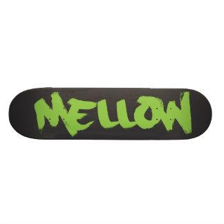 Mellow Logo Deck Skateboard Decks