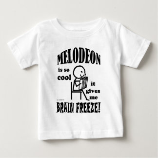 Melodeon, Brain Freeze Infant T-Shirt