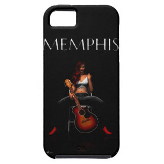 MEMPHIS :: Black Velvet iPhone 5 Cases