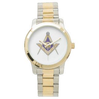 Men's Masonic Watch