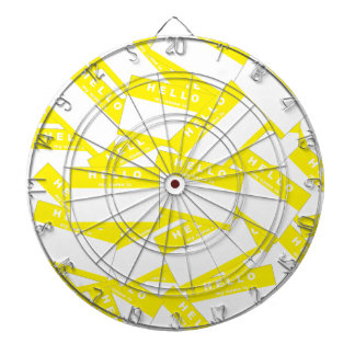 Merhaba Ivory (Yellow) Dartboard