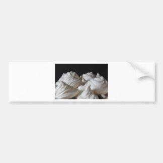 meringues bumper sticker