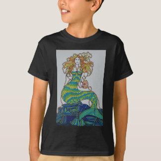 mermaid tshirt