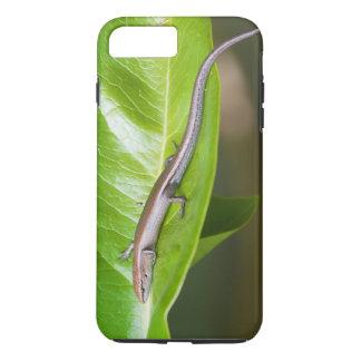 Metallic Cool Skink Niveoscincus Metallicus iPhone 7 Plus Case