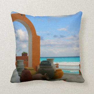 Mexican sea side pillow throw cushion