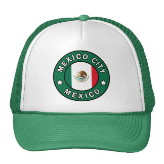 Mexico City hat
