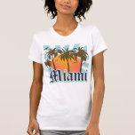 Miami Beach Florida FLA T Shirts